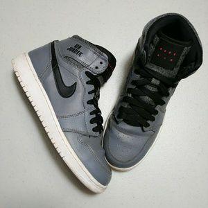 Kids Nike Air Jordan Rare Air Size 5Y